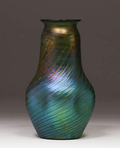 Loetz Art Glass Vase c1910