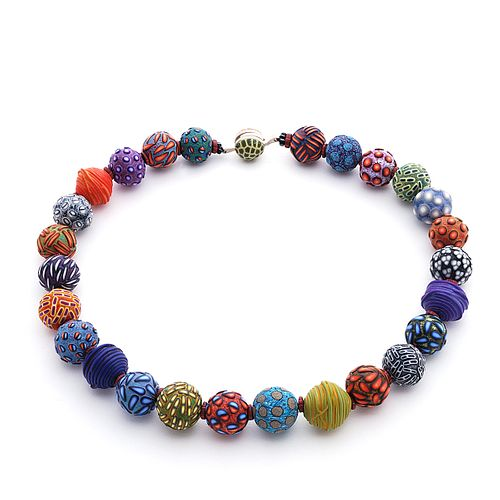 Small Bead Necklace #140