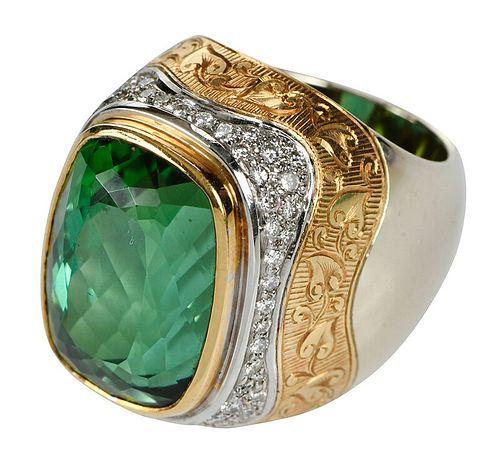 Stephen Webster 18kt. Gemstone Ring