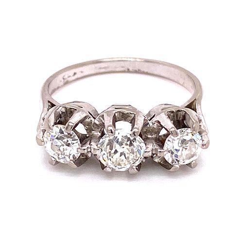 Platinum Diamond RingÊ