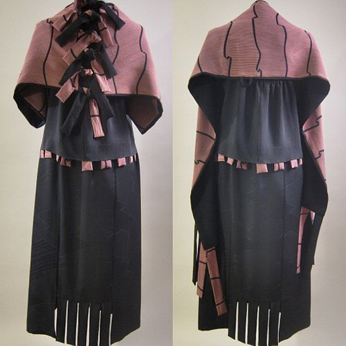 3 Piece Reversible Dress