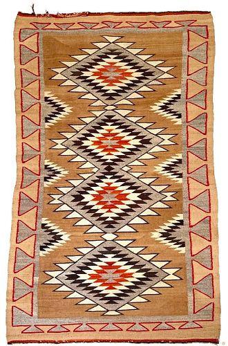 Antique Navajo Woven Rug/Blanket