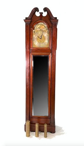 Webb C. Ball Tall Case Clock