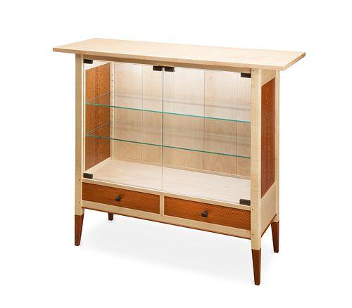 Maple Display Case