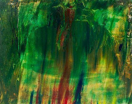 Jeffery Leving, (American, 20th Century), Landscape Series 1
