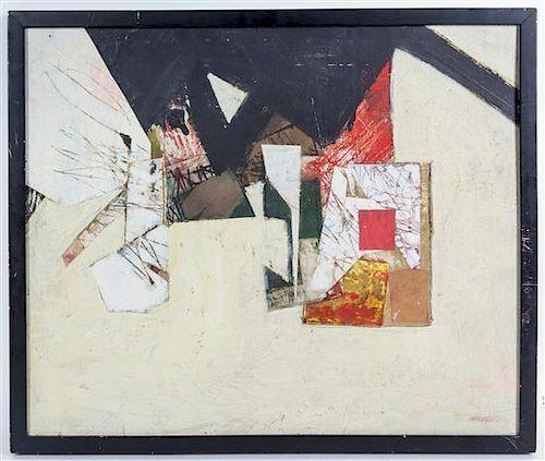 Ronald Ahlstrom, (American, b. 1922), Untitled