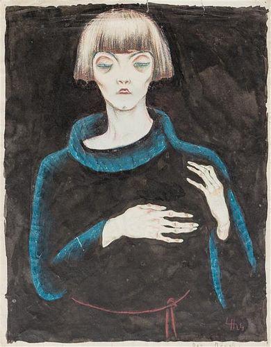 Artist Unknown, (20th century), The Monk