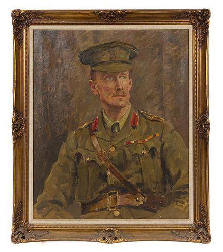 Artist Unknown, (20th century), Portrait of a General