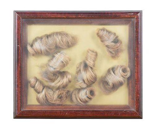 * Artist Unknown, (American, 20th century), Goldie Locks