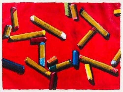 Joe Hindley, (American, 20th century), Untitled, 1981