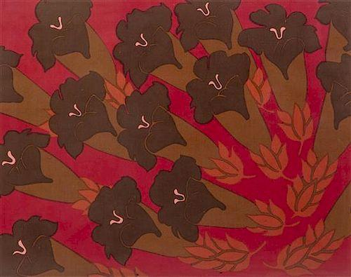Artist Unknown, (20th century), Dark Flowers