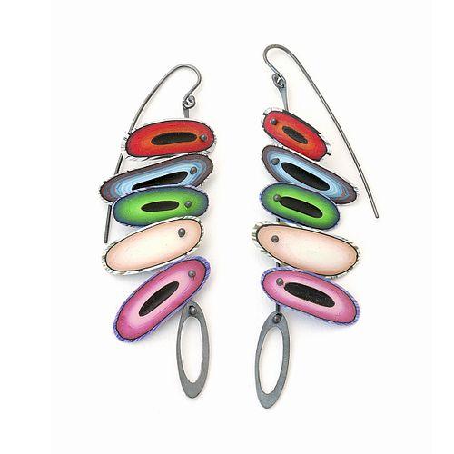 Chip Earrings #6