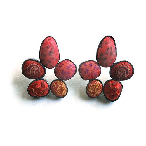 Pebble Earrings #337