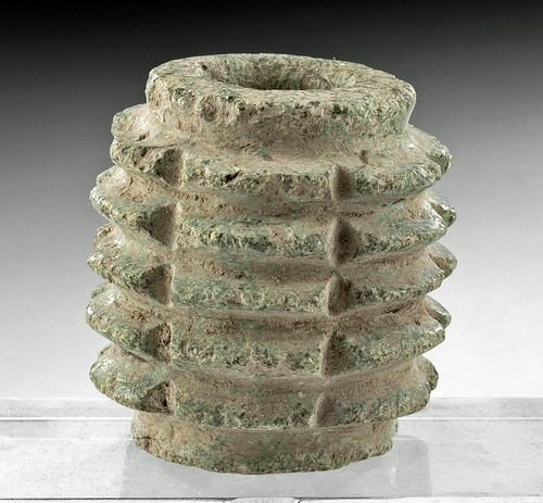 Chavin Stone Mace Head - Pineapple Form