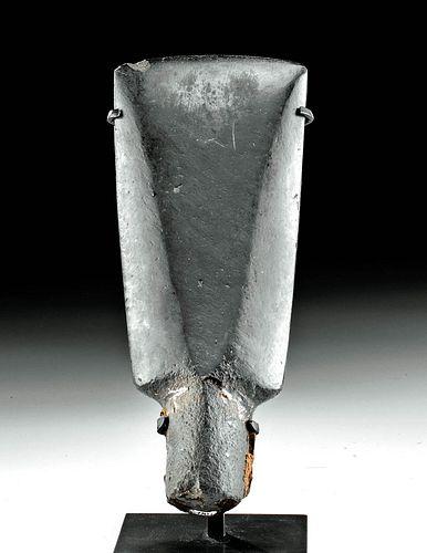19th C. Austral Islands Stone Adze Blade