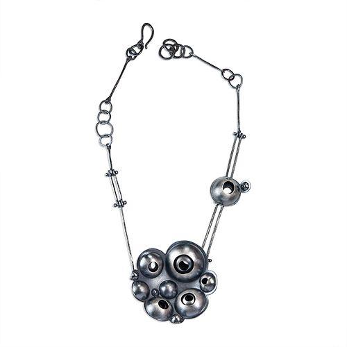 Bubbly Bubbles Necklace