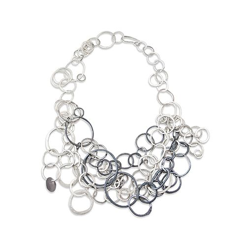 Loopy Links with Doo-Dads Necklace