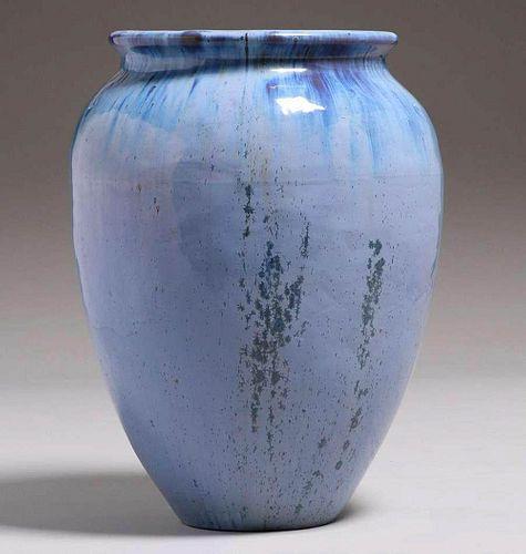 Fulper Pottery Floor Vase c1910s-1920s
