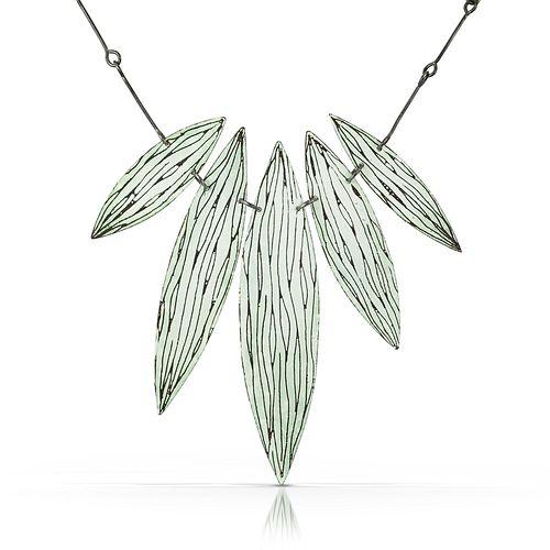 Five Petal Necklace