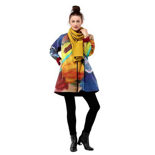 Poplin jacket Small/Medium