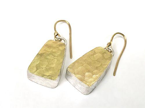 Bouncing Links Earrings II