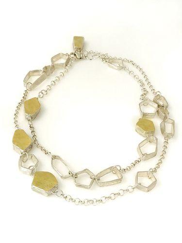 Bouncing Links Necklace II