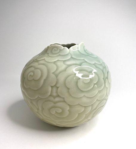 Cloud Vase #2