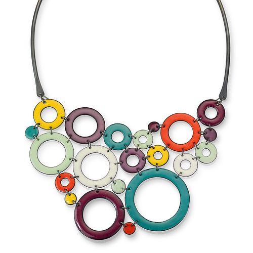 Open Circle Neckpiece