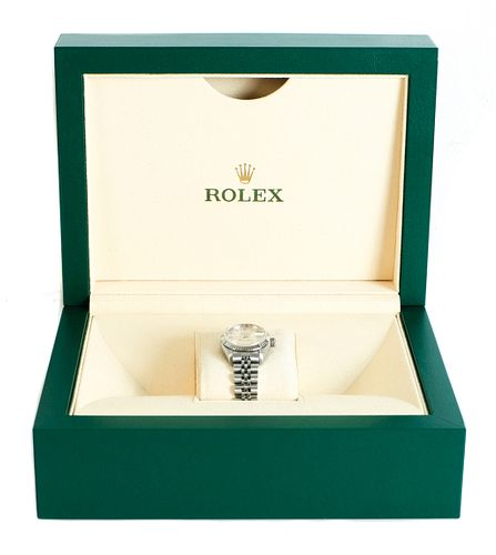 Ladies Rolex Datejust Watch w/Original Box