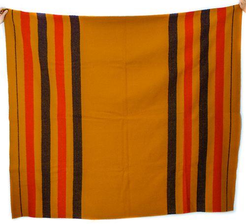 Hermes Rocobar Wool Blanket, Made in Paris