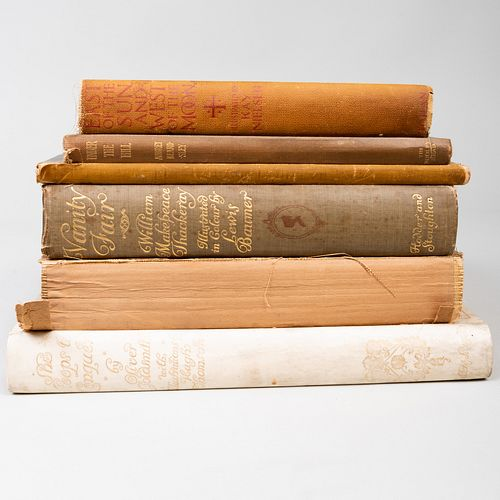 Miscellaneous Group of Six Children's Books