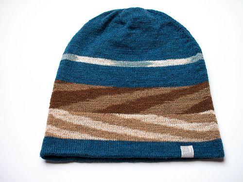 Slouch Hat: Earth >> Water >> Sky #3