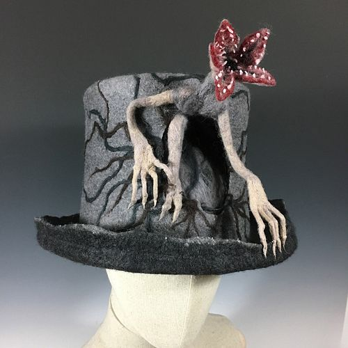 Demogorgon Top Hat