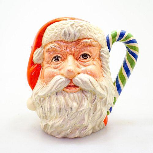 LG Doulton Prototype Character Jug, Santa Claus