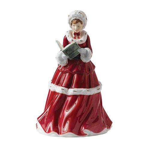 5th Day of Christmas HN5172 - Royal Doulton Figurine
