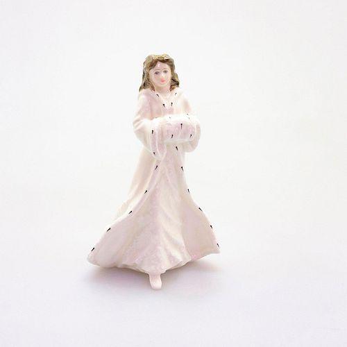 Christmas Day HN3488 - Royal Doulton Figurine