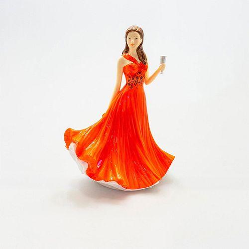 Jodie HN5752 - Royal Doulton Figurine