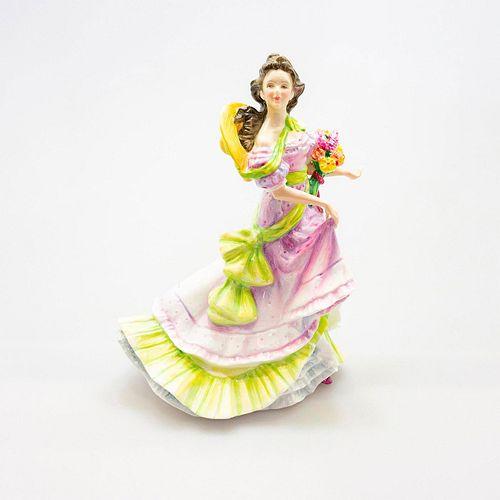 Summertime HN3478 - Royal Doulton Figurine