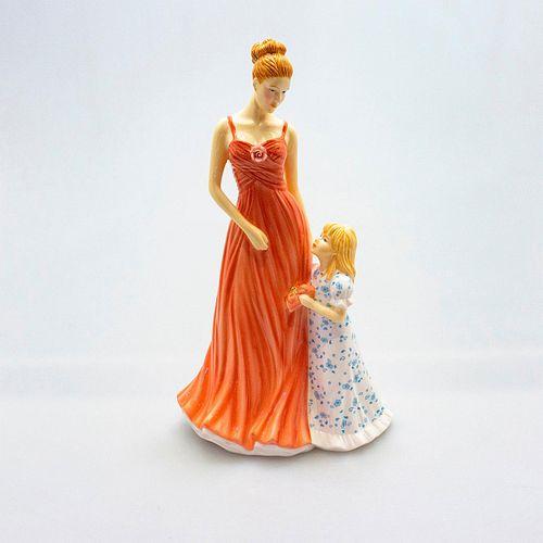 Time Together HN5728 - Royal Doulton Figurine