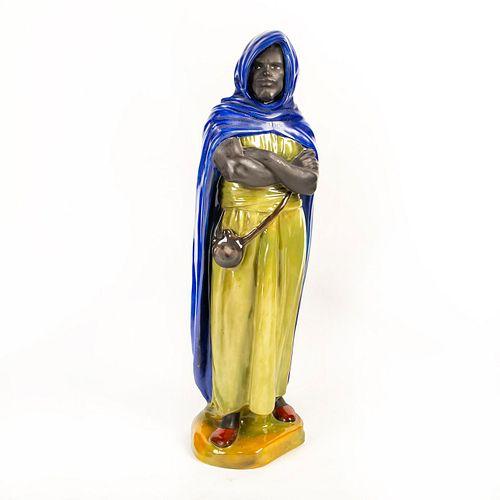 Royal Doulton Large Figure, An Arab HN33