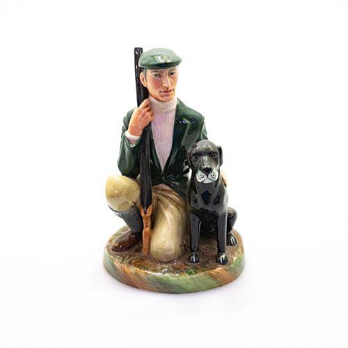 Gameskeeper HN2879 - Royal Doulton Figurine