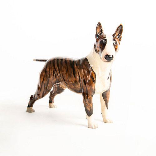 Royal Doulton Large Dog Figurine, Bull Terrier HN1142
