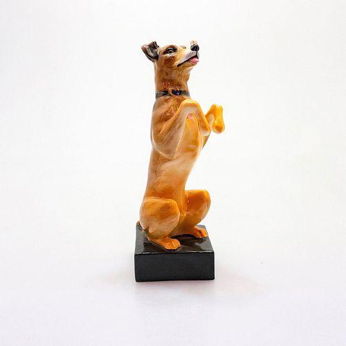 Royal Doulton Advertising Ware Figurine, Begging Dog