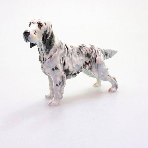 Royal Doulton Dog Figure, English Setter HN1051