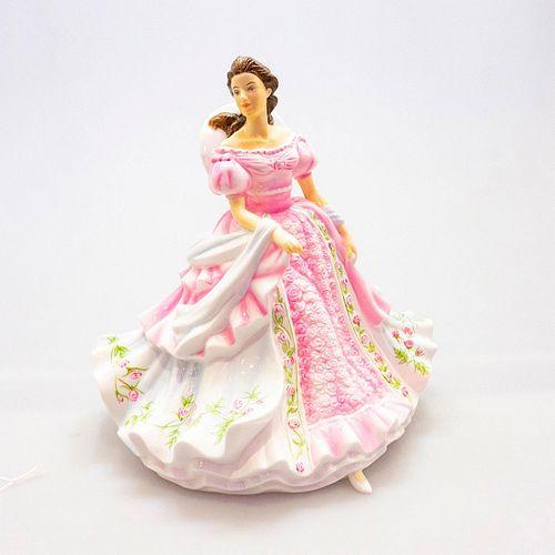 English Ladies Co. Porcelain Figurine, Summer Bouquet