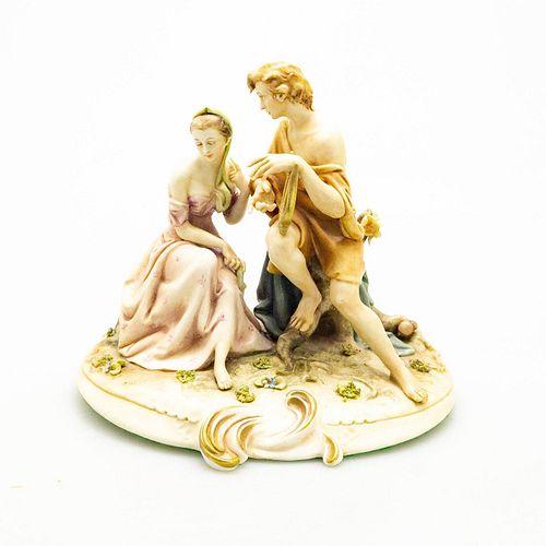 Antonio Borsato Figurine, Psyche And Euros