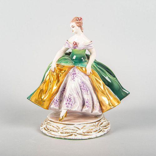 Vintage Guido Cacciapuoti Lady Figurine 1123
