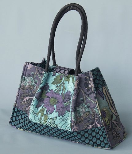 Molly Bag in Seamist
