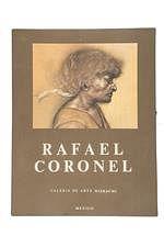 Neuvillate y Ortiz, Alfonso de (Introducción). Rafael Coronel. México: Galería de Arte Misrachi, 1978. Texto + 17 láminas a color.