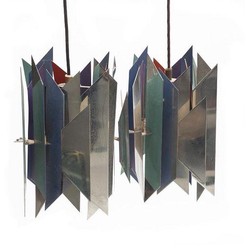 Simon Henningsen 20th century Tivoli Ceiling Lamp